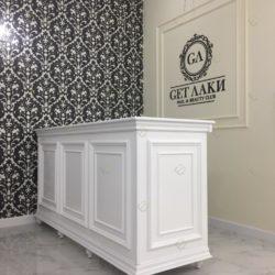 Мебель в салоны красоты из массива